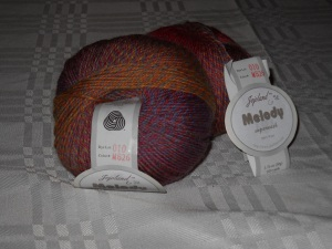 Melody Sock Yarn