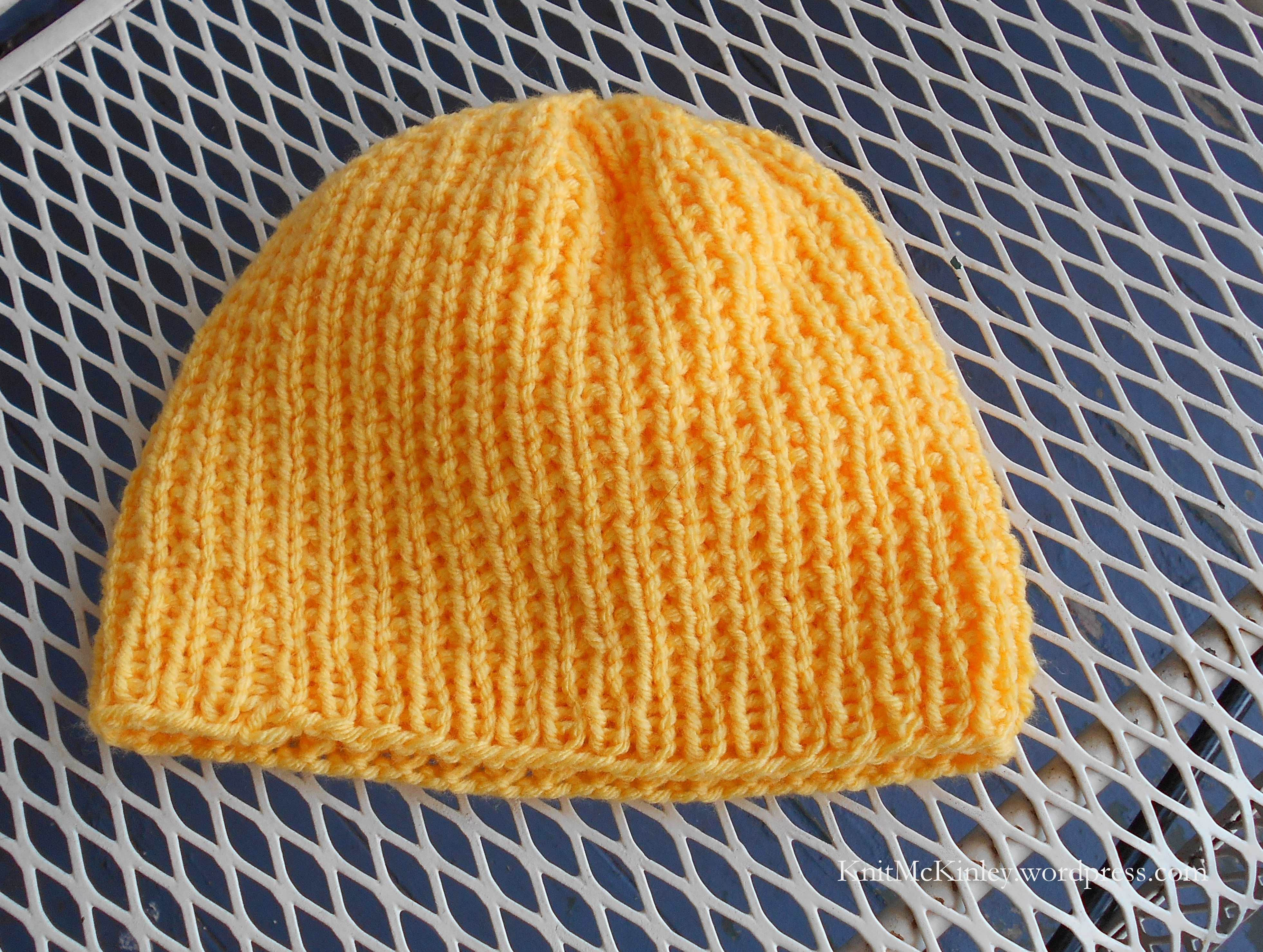 More Hats! – The Knit McKinley